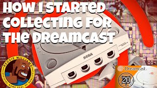 My Dreamcast collection: Celebrating 🥳 20 years of the Dreamcast