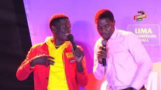 Alex Muhangi Comedy Store April 2019 - MAULANA & REIGN (Ugandan Music)