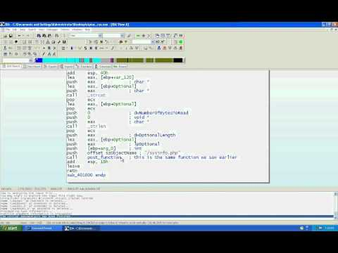 Reversing & Malware Analysis Training - Advanced Malware Analysis