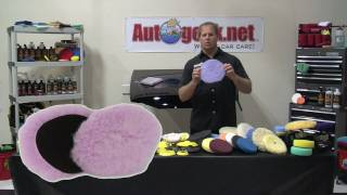 Buffing Pads, Backing Plates and Accessories with Mike Phillips at Autogeek