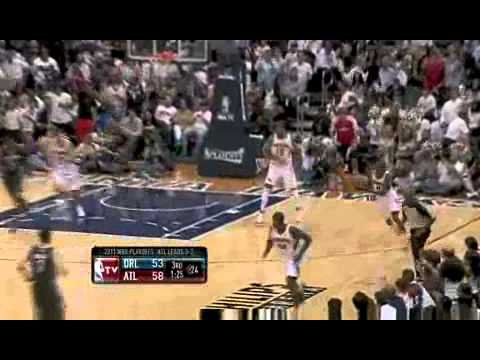 2011 NBA Playoffs: Hawks vs Magic Game 6 Recap (4/28/11)