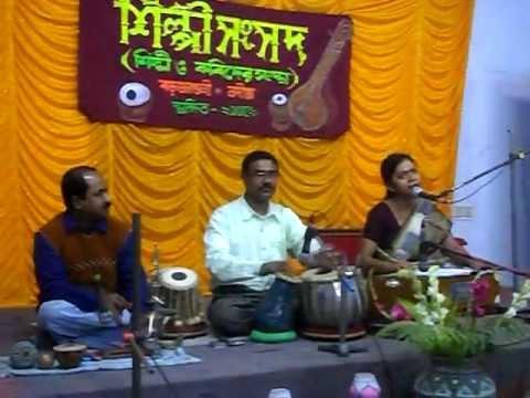 Sokhi Bhabona Kahare Bole......rabindra Sangeet... video