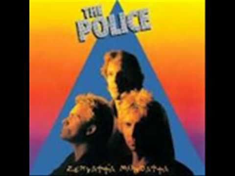 The Police - Man In A Suitcase