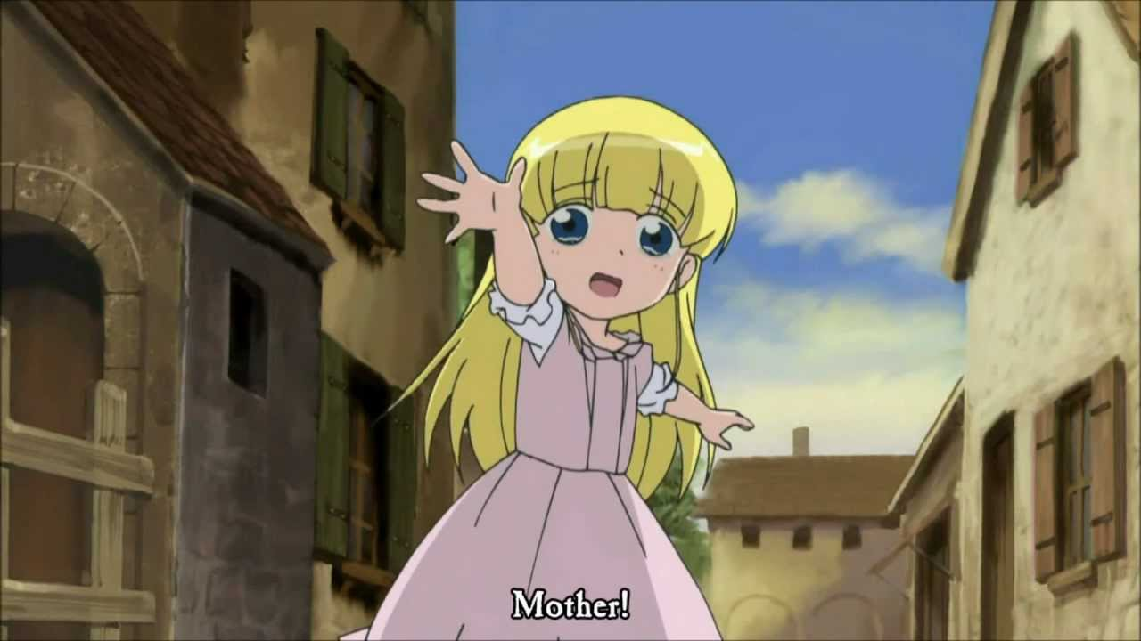 Shoujo Cosette Fantine Fantine Cosette S.o.s