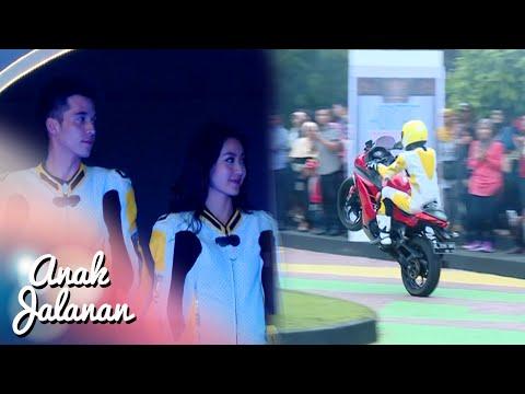 Download Lagu Kerennya Boy & Reva Aksi Freestyle Motor [Anak Jalanan] [1 April 2016] MP3 Free