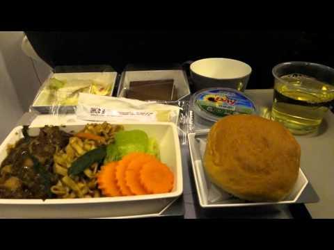 Malaysia Airlines MH068 / MH269 Economy class Kota Kinabalu - Taipei