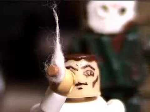 Minimates Friday the 13th stop motion Jason's Back!