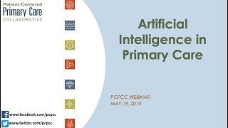 Artificial Intelligence in Primary Care