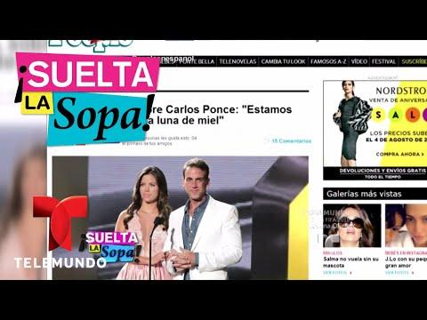 Ximena Duque confesó por qué terminó con Carlos Ponce   Suelta La Sopa   Entretenimiento