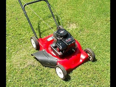 HOW TO REPAIR Lawnmower with BRIGGS & STRATTON Pulsa Prime Carburetor  2/2