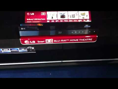 Lg 3d blu ray home theatre system bh7520tw