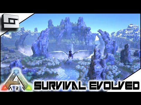 ARK: Survival Evolved - EXPLORING THE CENTER! S4E3 ( The Center Map Gameplay )