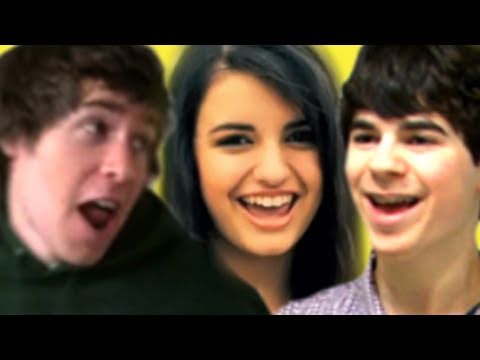 Rebecca Black - Friday (Music Video Parody)