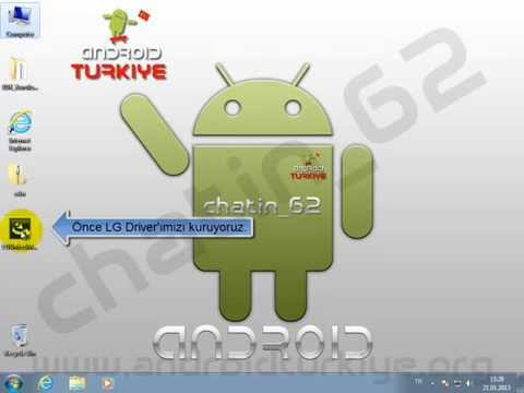 LG Optimus 4X HD (P880) ICS (v10x) Root