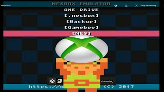The Legend of Zelda (NES) on Xbox One with Nesbox