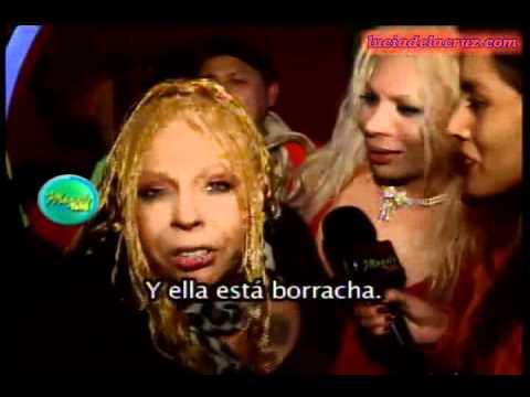 Lucía de la Cruz y Paco Ferrer se pelean por Luisito [05-09-2011]