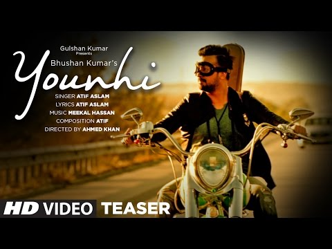 Atif Aslam : Younhi Song Teaser | Releasing 12 March | Latest Hindi Song 2017 | T-Series thumbnail