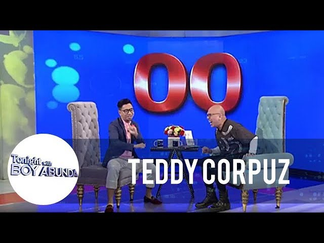 Fast Talk with Teddy Corpuz | TWBA