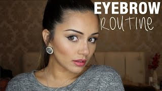 Eyebrow Routine | Kaushal Beauty