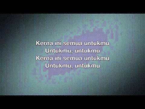 Joe Flizzow featuring Ila Damiaa - Untukmu (Official Lyrics Video)