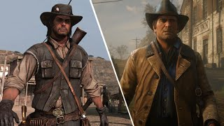 How Well Do Red Dead Redemption's Visuals Hold Up?