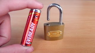 2 Ways to Open a Lock  | Life Hacks