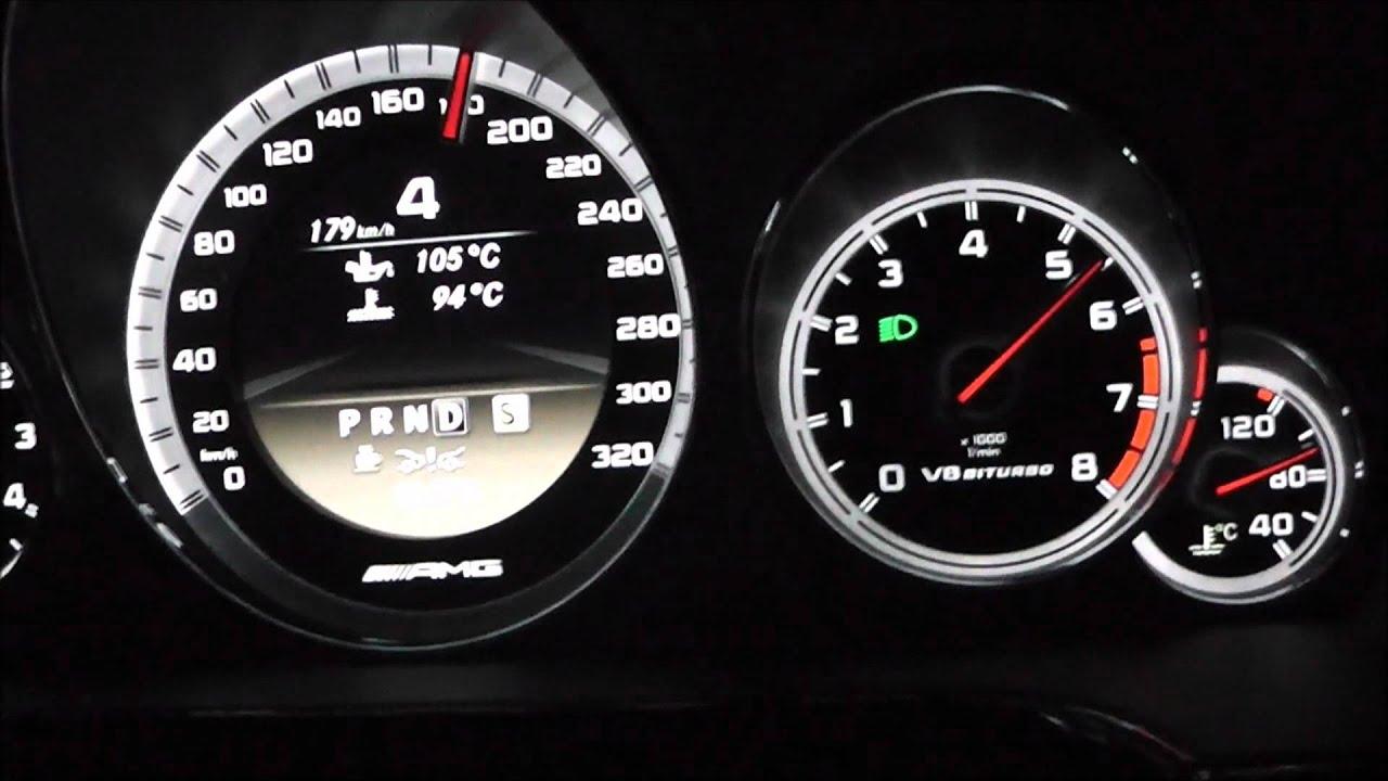 Mercedes E63 Amg 525 Ps Acceleration Beschleunigung 0 200