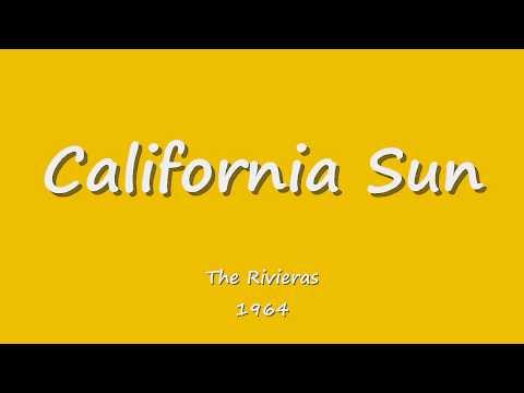 California Sun - The Rivieras - 1964