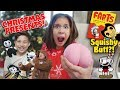 I GOT A SQUISHY BUTT FOR CHRISTMAS! Opening Christmas Presents! What I Got For Christmas 2017!