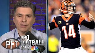 Offseason examination: Will Zac Taylor change Cincinnati Bengals? | Pro Football Talk | NBC Sports