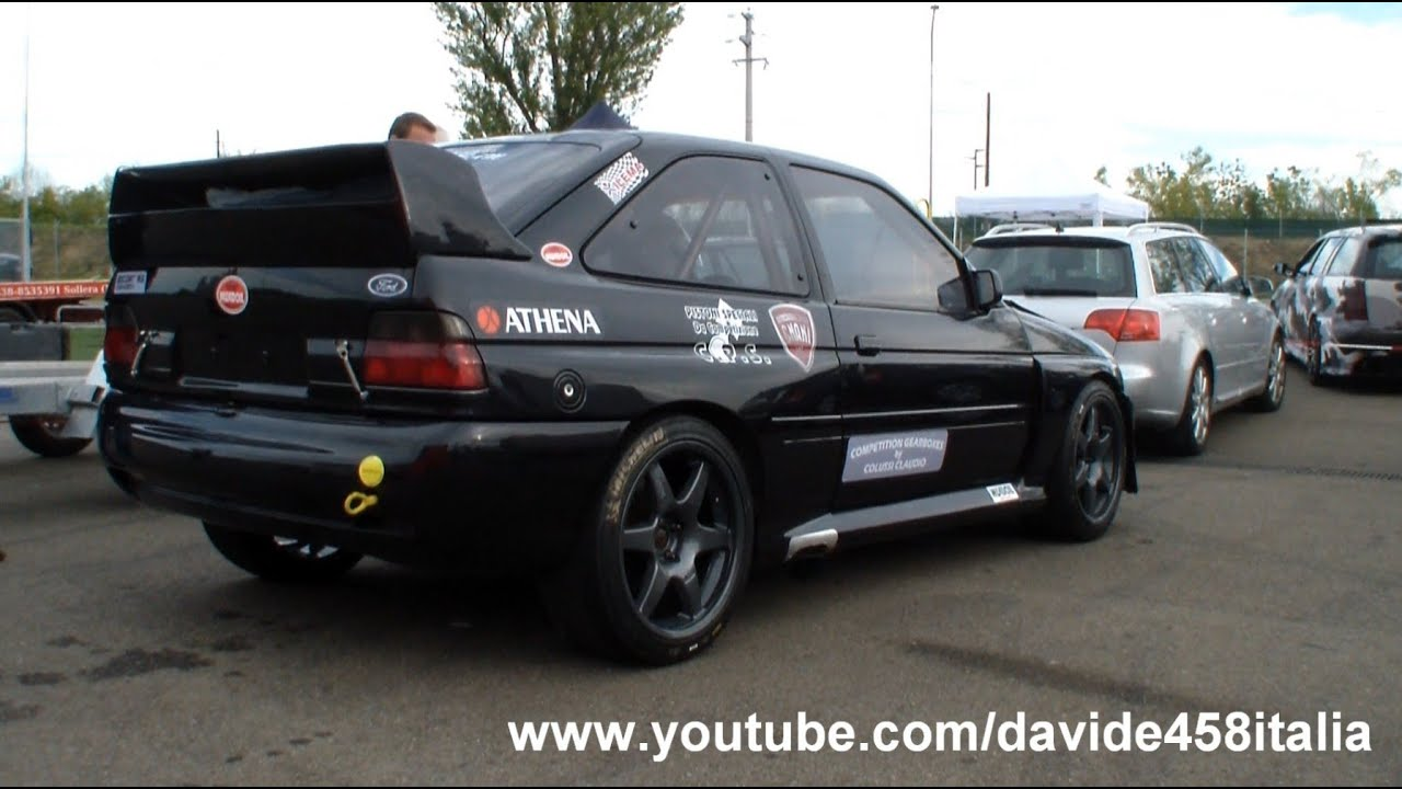 gatebil escort cosworth