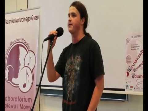 Warsztaty Wokalne TNG Trening Indywidualny | Emisja Głosu I Nauka śpiewu