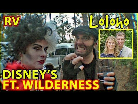 Airstream RV Blog #57 - Walt Disney World's Fort Wilderness Video