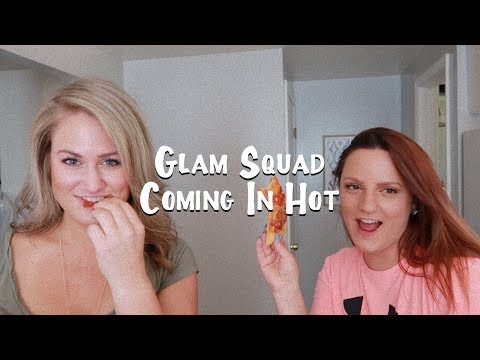 BIRTHDAY MONTH VLOG: GLAM SQUAD COMING IN HOT