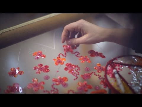 Making-of Chanel 2015: la collezione prende vita