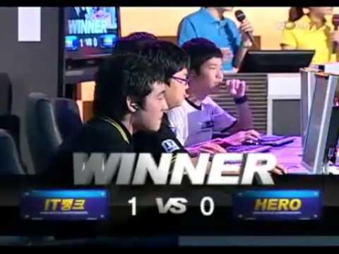 [카트라이더] IT뱅크 vs HERO[8강 3주차]_1부
