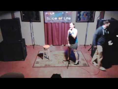 Slice of Life Comedy @ The Pulp 4-18-2013
