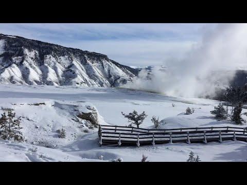 Visitors Enjoy National Park Despite Shutdown