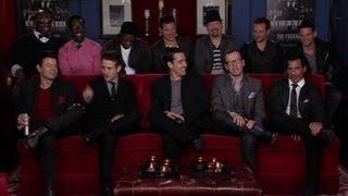 New Kids, Boyz II Men, 98 Degrees on tour