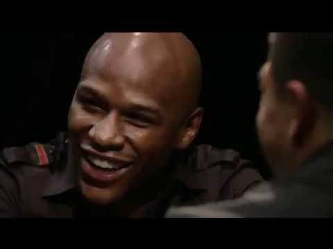 HBO Boxing: Floyd Mayweather vs Victor Ortiz - Face Off w/ Max Kellerman