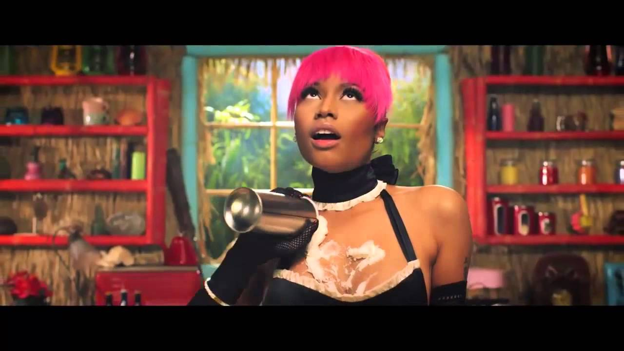 Nicki Minaj Anaconda parody - YouTube