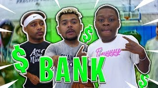 2HYPE BANK NBA BASKETBALL  SHOOTING CHALLENGE!! Ft. BdotAdot5 Filayyyy MaxisNice and More!