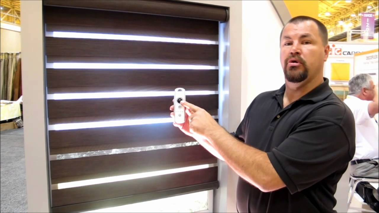 Lafayette Allure Dual Shade With Somfy Motors By 3 Blind