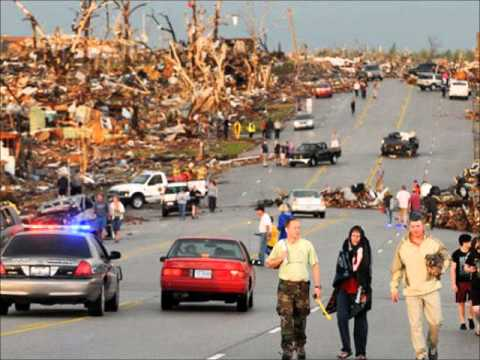 Joplin Tornado One Month Later  - Fungus Crazies Movie FEMA
