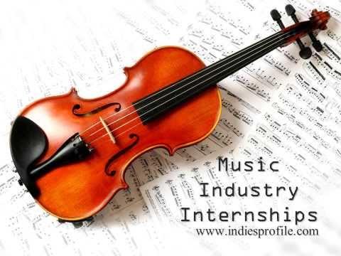 Music Industry Internships