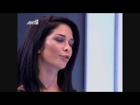 Next Top Model Christina Monika apoxwrisi 21/12/2009 Video