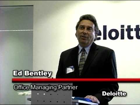 Downtown Welcomes Deloitte
