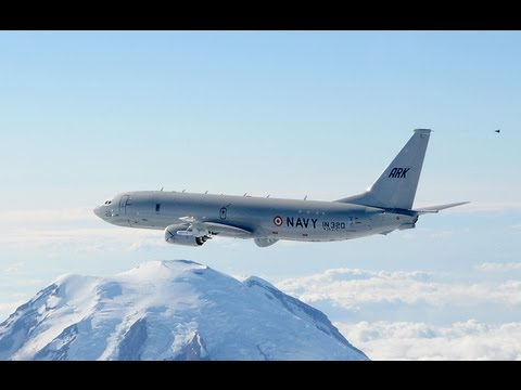 Deadly Powerful Weapons of India - Boeing P8I Electronic Intelligence Aircraft Of Indian Navy