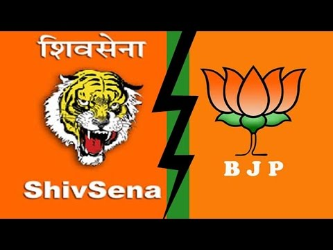 'When are you taking talaaq?' BJP dares Shiv Sena to walk out of alliance
