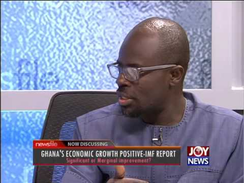 Ghana's Economic Growth Positive-IMF Report - Newsfile on Joy News (11-6-16)